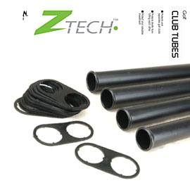 Golf Club Tubes and Inserts